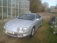toyota celica sr limited edition