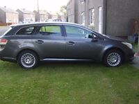 2010 Toyota Avensis Diesel for sale