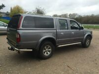 Ford Ranger 2.5 TDdi XLT Thunder Double Cab Pickup