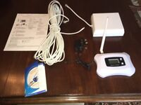 MOBILE PHONE SIGNAL BOOSTER/REPEATER KIT FOR HOME OR OFFICE