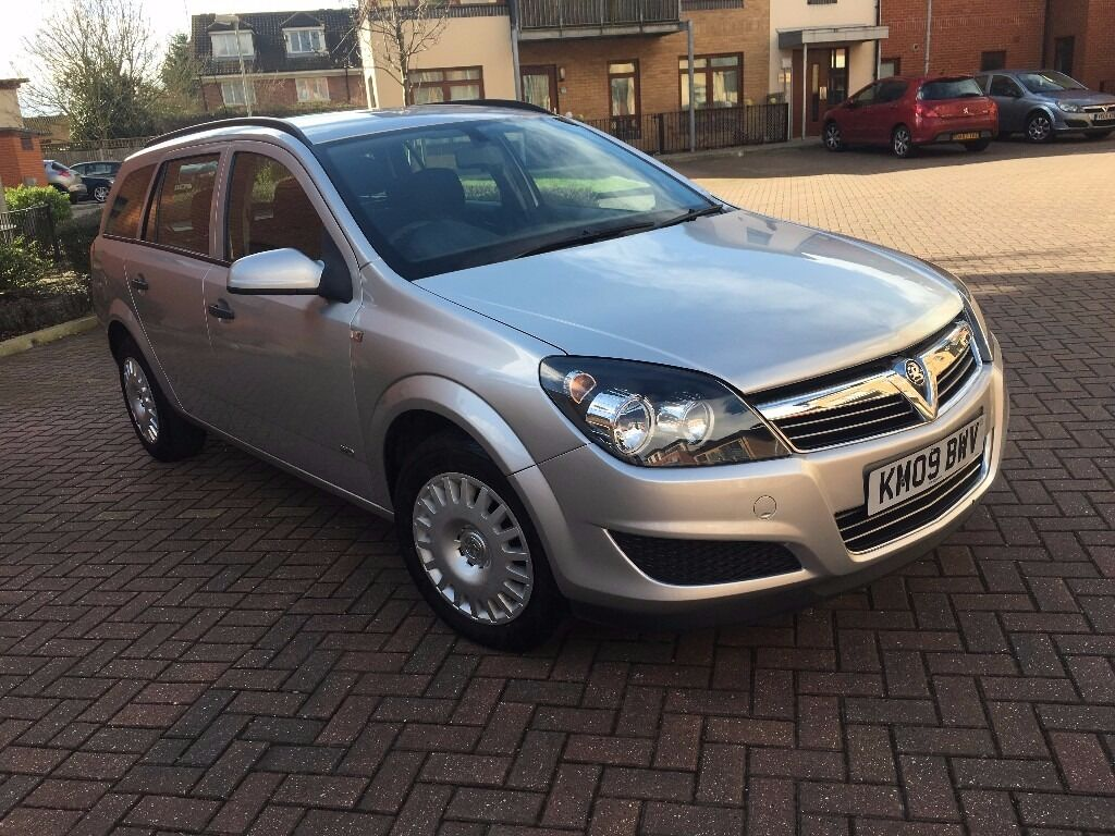 Vauxhall Astra 1.3 CDTi 16v Life 5dr (09)2009 **HPI Clear**
