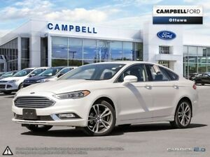 2017 Ford Fusion Titanium WOW CHECK THIS OUT----BEST BUY