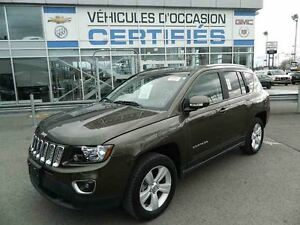 2016 Jeep Compass Sport +TOIT OUVRANT+ CUIR +++