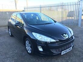 Peugeot 308 1.6 HDi FAP Sport 5dr ONLY 1 OWNER / DIESEL