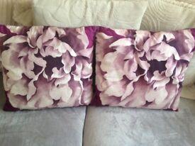Next cushion x 2