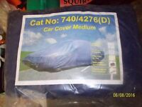 WATERPROOF CAR COVER (BRAND NEW AND UNUSED)
