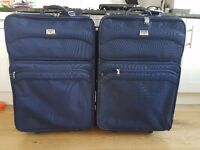 Antler Suitcases x2