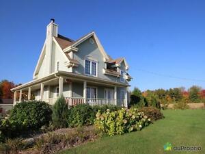 534 000$ - Fermette à vendre à St-Barnabe-Sud
