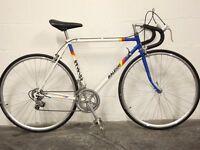 Vintage European Men's & Ladies Racing Road Bikes - PEUGEOT RALEIGH - 80s & 90s Classics - Restored