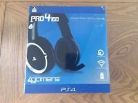 PS4 Wireless Headset for sale