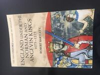 England Under the Norman and Angevin Kings, 1075-1225, Robert Bartlett, Oxford Press 2000