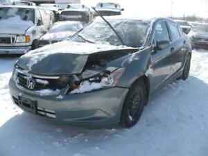 2008 Honda Accord just in for parts @ PICnSAVE Woodstock ws4517