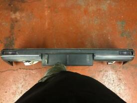 Vw golf mk2 bumpers front and back