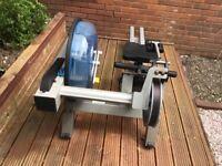 S500 Fluid rowing machine