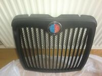 tx4 black front grill