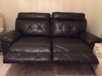 SCS Endurance Ashley 3 Seater Reclining Sofa
