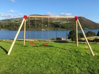 Lakeview Playsets Ltd - Nest Swing Set