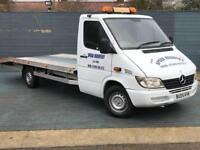 Marcedes sprinter recovery 2.2 automatic brand new
