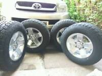 Brand New 16 inch truck tires