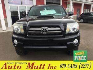 2010 Toyota Tacoma V6/TRD/17 Alloys/Tonneau Cover
