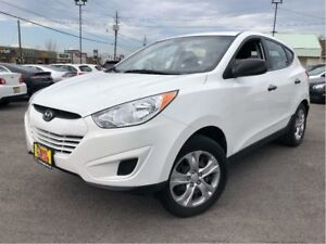 2013 Hyundai Tucson L RARE STICK SHIFT MODEL