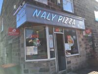 Takeaway for sale/ Pizza shop for sale
