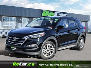 2018 Hyundai Tucson SE 2.0L AWD   HEATED LEATHER   BACK UP CA...