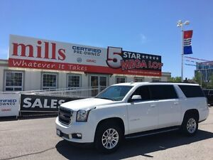 2015 GMC Yukon XL 4WD SLE 5.3L Bluetooth WiFi HotSpot Nav Backup