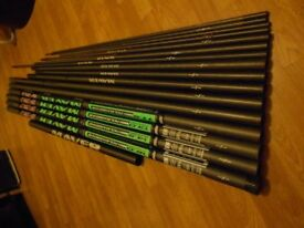 QUALITY USED MATCH POLES FROM
