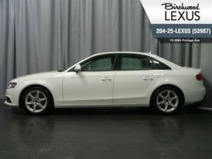 2009 Audi A4 AWD 2.0t *Accident Free*