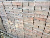 Used block pavers