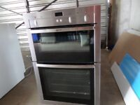 Neff Integrated Double Oven