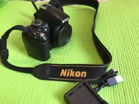Nikon D3000 camera body