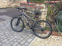 Boys bike Shogun Gatecrasher 3