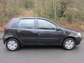 fiat punto 1.2. 5 door. 2005. full mot