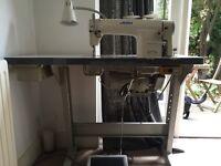 Juki industrial sewing machine. DDL-8500