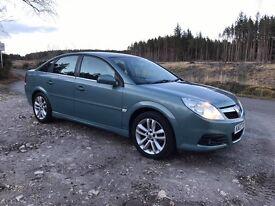 Vauxhall vectra 1.8 Sri
