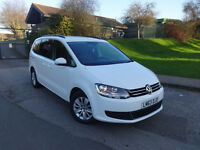 Volkswagen Sharan SE TDi Dsg Semi-Automatic Diesel 0% FINANCE AVAILABLE