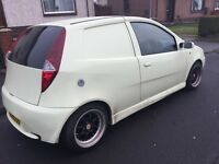 MODIFIED FIAT PUNTO FOR SALE OR SWAP WHY