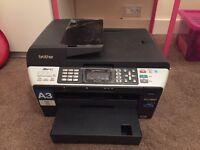 A3 4 in one inkjet printer.
