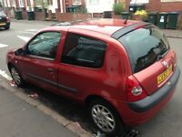 cheap Renault clio for sale