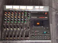 Tascam 246 Porta studio (needs repair)