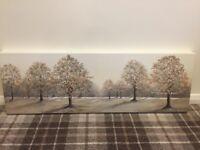 Laura Ashley Park Trees canvas