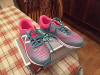 Pair of Ladies AB running shoes