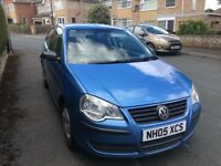 2005 Volkswagen Polo 1.2L - Ideal First Car!