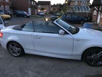 BMW 1-Series M-Sport Convertible