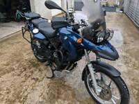 Bmw f650 gs ( 800cc)
