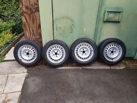 steel wheels 16 inch