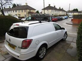 Vauxhall Astra Van sportive(right phone number now)