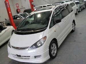 2001 Toyota Estima / Tarago 8 seater 2.4L people mover Bayswater Knox Area Preview